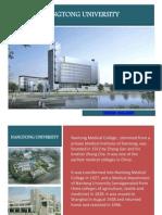 China - Nangtong University