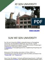 China - Sun Yat-sen University