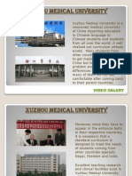 China - Xuzhou Medical University