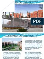 China - Zhenzhou University