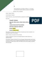 Minotauro Parámetros