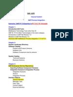 SAP XI PI Online Training,SAP XI-PI Training