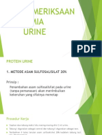 Kimia Urine