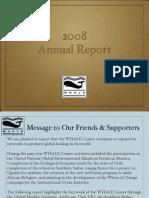 Whale 2008