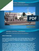 Philippines - Manila Central University
