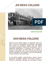 Philippines - San Beda College