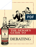 Dewar's Guide to Debating