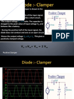 Diode Clipping and Clamping