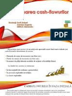 Estimarea Cash Flowurilor