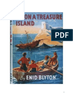 Blyton Enid Famous Five 1 Five on a Treasure Island (1942)