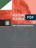 Housing Element Part I Data Needs Assmt CPC Adopted