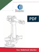 Brochure Gamma Comau Robotics
