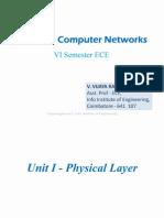 Computer Networks Unit1
