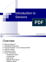 Introduction to Sensors (1)
