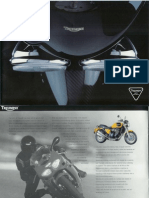 Triumph Motorcycles 1998