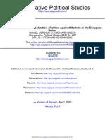 Europeanization and Globalization