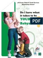 Student Babysitting Guide Feb 07