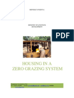 Zero Grazing Housing