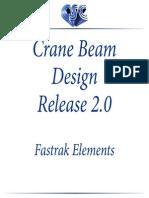 Crane Beams Manual