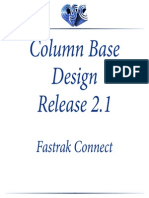 Column Bases Manual
