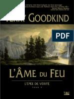 Ob 8598b4 l Epee de Verite 05 l Ame Du Feu
