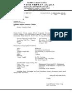 Surat u. Konsulat Malaysia