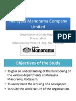 Malayala Manorama Company Limited