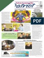 Salem Community Patriot 5-16-2014