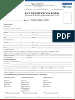 BCA Form