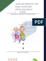 Infancia en situación de riesgo social. Un instrumento para su detección a través de la escuela.pdf