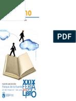 Feria del Libro 2014 - Programa en Mano