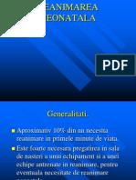 Reanimarea Neonatala Si Monitorizarea Ppt