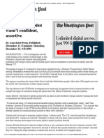 asiana pilot wasnt confident assertive - the washington post