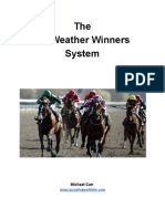 All Weather Winners