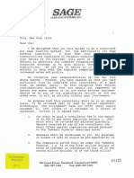 Sage Consulting Agreement 0193 (GT-01)