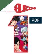 Kabura Manga Dergisi 1
