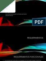 IPump - Requerimientos - Diapositivas