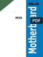 Manual Placa Baza ASUS Athlon M3A