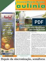 Semanário Oficial 821 - 09/11/2009