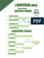 Inter Montrer 2014 Basquet