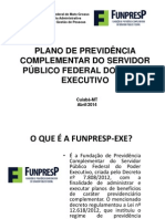 Plano de Previdência Complementar Do Servidor Público Federal