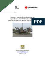 Laporan Analisis Hasil CBHFA Kabupaten Kapuas