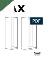 Pax Estructura Armario AA 243327 15 Pub