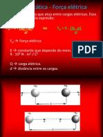 Eletromagnetismo - Aula 02