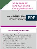 Kebudayaan Melayu.cabaran 2