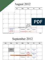 School Calendar - Price Schools - www.priceschool.org