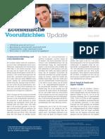 Update Economische Vooruitzichten - Juni 2014