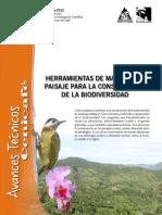 HERRAMIENTAS DE MANEJO DEL PAISAJE PARA LA CONSERVACIÓN DE LA BIODIVERSIDAD