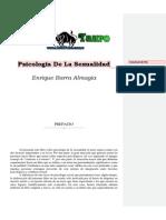 Barra Almagia, Enrique - Psicologia de La Sexualidad