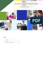 UD2 Complementos para la formacion del profesorado en lengua  Inglesa